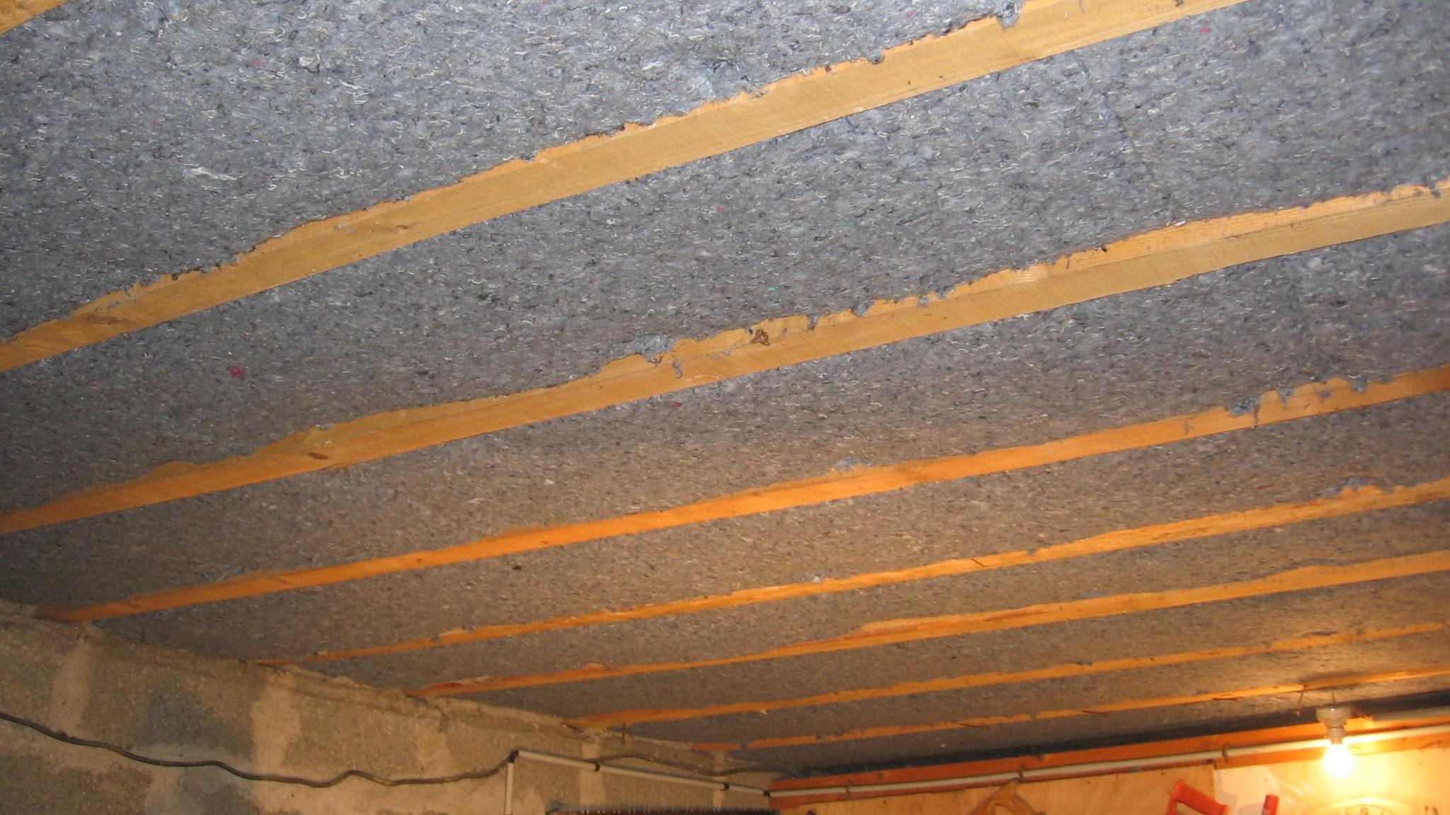 Isolation plancher ECOSOUFFLE